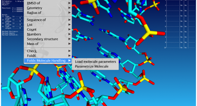 FoldX 5.0: Working with RNA, small molecules and a new graphical interface.